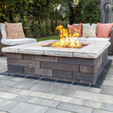 Fire Features, Fire Pits Installation, Outdoor Fireplaces