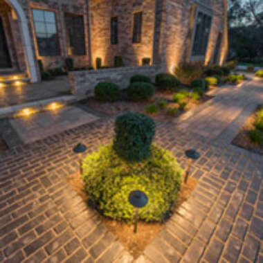 Landscape Lighting, Outdoor Sound System, Elmhurst IL