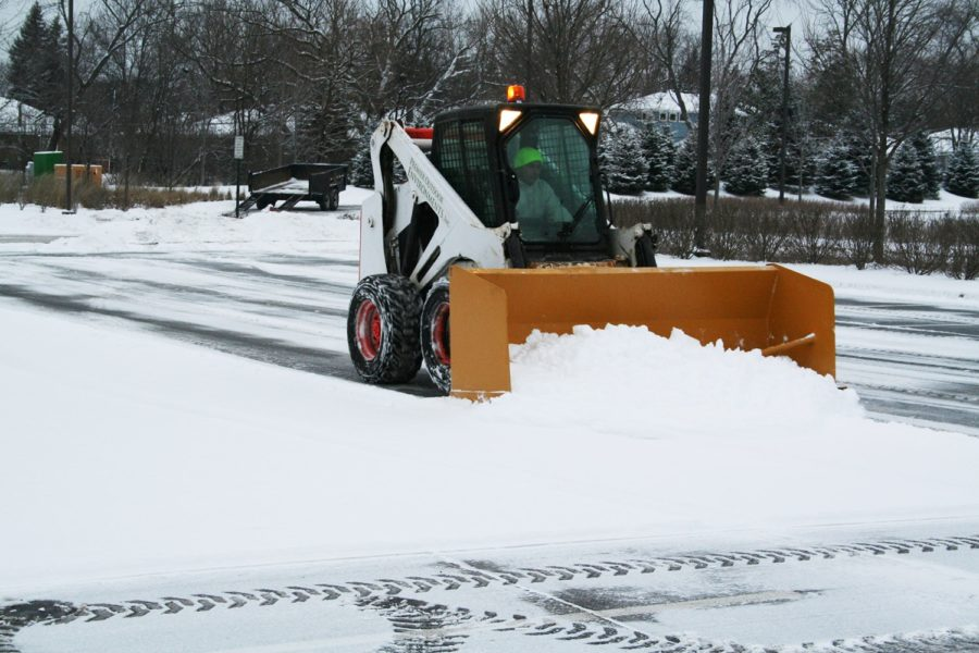 Snow Plow Close